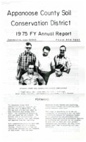 Annual report, 1975.