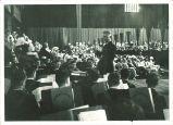 University band concert, The University of Iowa, 1930s