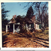 "The Bissell cottage, ""The Sink"", in fall"