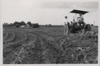 Soil Conservation Practices on the McCoy Farm.
