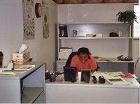 2003 - Des Mounes County Soil and Water District Employee Deedra Warner in office