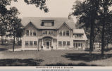 Waterbury Road, Ralph E. Rollins Residence