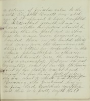 Browning (Elizabeth Barrett Browning): A paper presented to the Des Moines Women's Club April 25, 1888, by Cora B. Hills