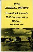 1962 Poweshiek County Soil and Water Conservation District Annual Report