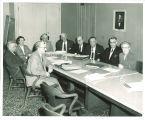 Iowa State Board of Regents meeting, The University of Iowa, 1950s