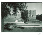 Hillcrest Hall, the University of Iowa, 1960s?
