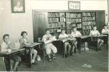 Fifth-grade classroom, The University of Iowa, July 1, 1933