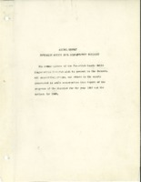 1947 Poweshiek County Soil and Water Conservation District Annual Report
