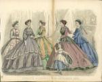 Walking dresses