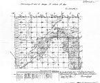 Iowa land survey map of t100n, r004w