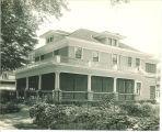 Feeney House at 22 E. Bloomington Street, The University of Iowa, 1930s?