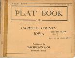 Plat book of Carroll County, Iowa