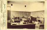 Geological laboratory, The University of Iowa, 1920s