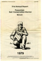 1979 Poweshiek County Soil and Water Conservation District Annual Report