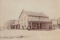 Garnavillo Hotel 1880s