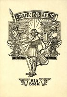 Frank B. Rae, Jr. Bookplate <br />