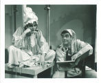 Scene from Once upon a mattress, The University of Iowa, May 21, 1962