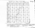 Iowa land survey map of t089n, r017w