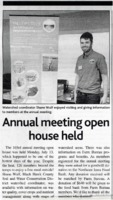 Annual Meeting Open House Held