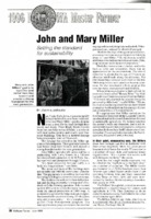 John and Mary Miller