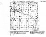 Iowa land survey map of t099n, r024w