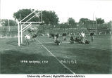 Iowa-Normal football game at Iowa Field, The University of Iowa, 1912