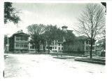 University Hospital later known as Seashore Hall, The University of Iowa, 1913