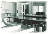 Kitchen in North Hall, The University of Iowa, 1930s?