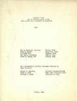 Annual Report, 1947