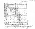 Iowa land survey map of t088n, r012w