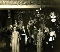 0107. Des Moines Women's Club Minutes,  1911-1914