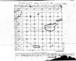 Iowa land survey map of t080n, r001e
