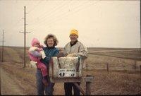 Dan and Linda Burk family farm