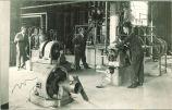 Mechanical engineering shop, The University of Iowa, 1920s