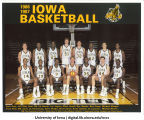 1986-1987 Iowa basketball team, The University of Iowa, 1986