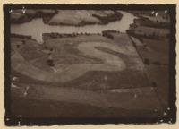Aerial photos of Appanoose County farmland.