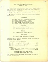 Cedar County Soil Commissioner meeting minutes, 1966 - 1971