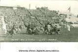 Iowa-Ohio football game at Iowa Field, The University of Iowa, October 8, 1927