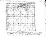 Iowa land survey map of t083n, r038w