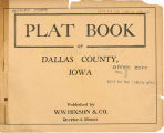Plat book of Dallas County, Iowa