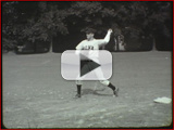 Baseball players, The University of Iowa, 1930s?