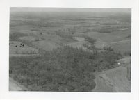 Photograph Collection With Aerial Views of Farmland