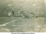 Iowa-Wisconsin homecoming football game, The University of Iowa, October 21, 1933