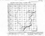 Iowa land survey map of t089n, r042w