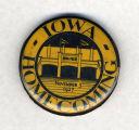 Homecoming badge, November 5, 1927