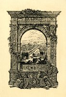 Weston B. Flint Bookplate
