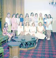 Clinton Country Club Senior Luncheon 1975
