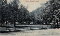 Garnavillo, City Park - 1907