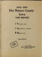 1978-1979 - Des Moines County Iowa Tam Service