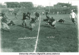 Iowa-Normal football game at Iowa Field, The University of Iowa, 1912